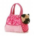 *Fancy Pink Camo Carrier