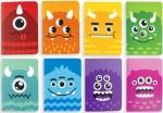 Pocket Pal Journals: Monsters
