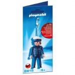 *Policeman Keyring