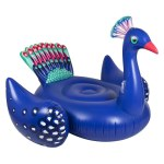 Peacock Luxe Ride-On Float