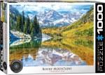 Rocky Mountains, Colorado 1000pc