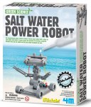 Salt Water Power Robot