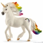 Rainbow Unicorn Stallion