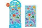 Shiny Sea Life Stickers