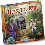 Ticket to Ride : The Heart of Africa
