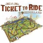 Ticket to Ride Nederland Game