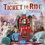Ticket to Ride : Asia