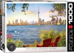 View From Toronto Island 1000p
