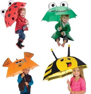 Kid's Umbrella Assortment