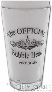 Glass - Submarine Bubblehead