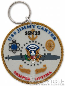 Key Chain - USS Jimmy Carter