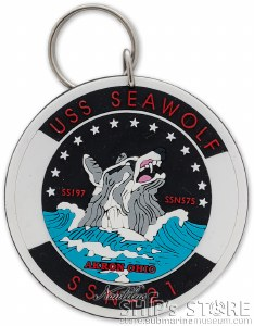 Key Chain - USS Seawolf