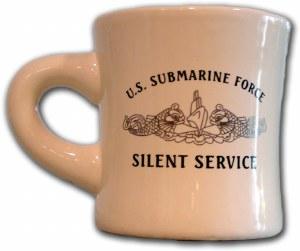 Mug - Silent Service Officer