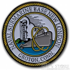 Pin - Groton Submarine Base