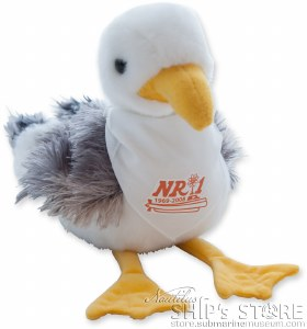 Plush - Seymour Seagull NR-1
