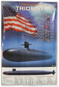 Poster -Trident (Laminated)