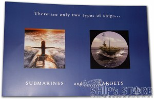 Poster - Two Types of Ships
