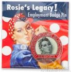 Badge - Rosie Employment Badge