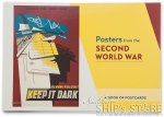 Book- Postcard - WWII  Posters