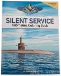 Book - Submarine Coloring Book