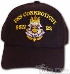 Cap - Boat Crest Connecticut