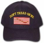 Cap - Don't Tread on Me - FLAG