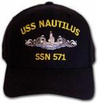 Cap - Nautilus Enlisted