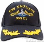 Cap - Nautilus - Officer