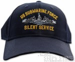 Cap - Silent Service Enlisted