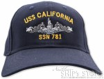 Cap - USS California