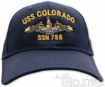Cap - USS Colorado Officer