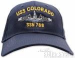 Cap - USS Colorado