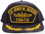 Cap - USS Henry M. Jackson PO