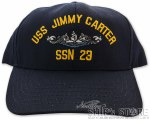 Cap - USS Jimmy Carter EE