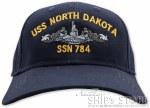 Cap - USS North Dakota