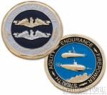 Coin - Submarine