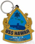 Key Chain - USS Hawaii