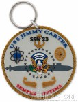 Key Chain - USS Jimmy Carter