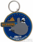 Key Chain - USS Virginia