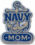 Magnet - Navy Mom