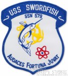Patch - 579 Swordfish