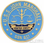 Patch - 611 J. Marshall