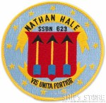Patch - 623 Nathan Hale