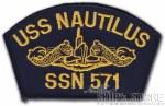 Patch - Nautilus Large