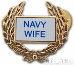 Pin - Navy Wife