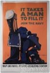 Poster - It Takes a Man