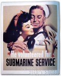 Poster - Submarine Service