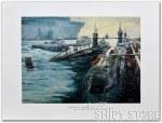 Print - Submarine USS Buffalo