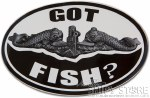 Sticker - Got Fish? Enlisted