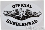 Sticker - Official Bubblehead